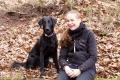 Whispering Wind F-Wurftreffen 2011 - Christine und Luna