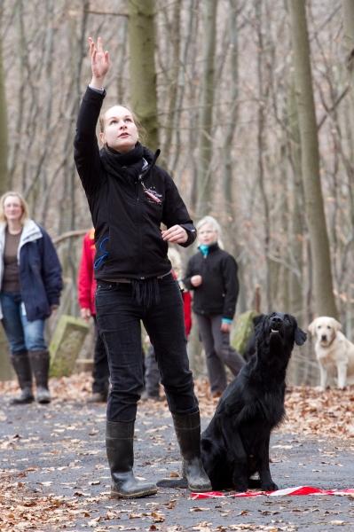 Whispering Wind F-Wurftreffen 2011 - Dummywurfkontest